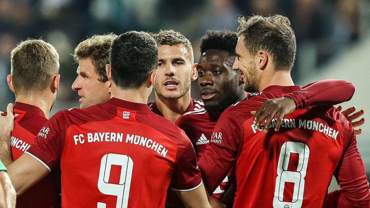 Greuther Fürth - FC Bayern München