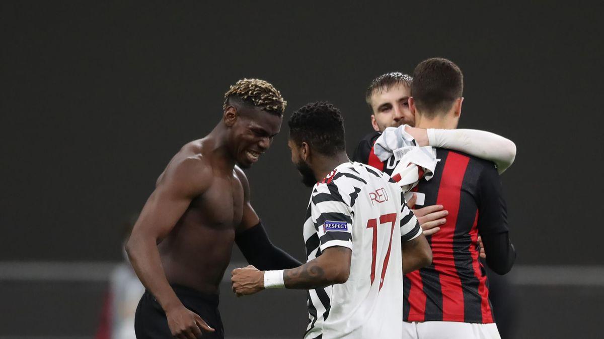 «Milan» - «Manchester United»