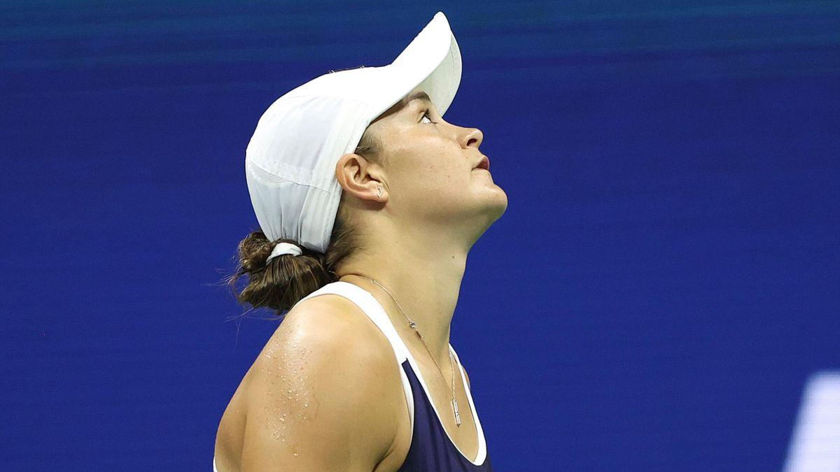 Ashleigh Barty (US Open 2021)