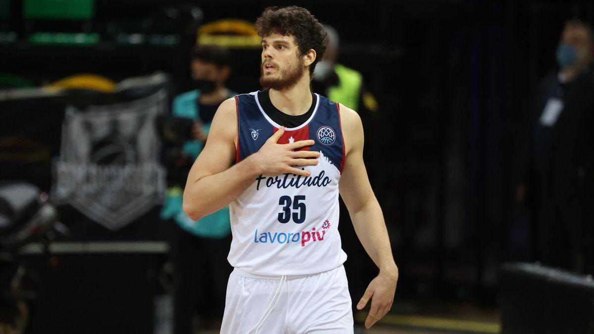 Leonardo Totè, Fortitudo Lavoropiù Bologna 2020-21