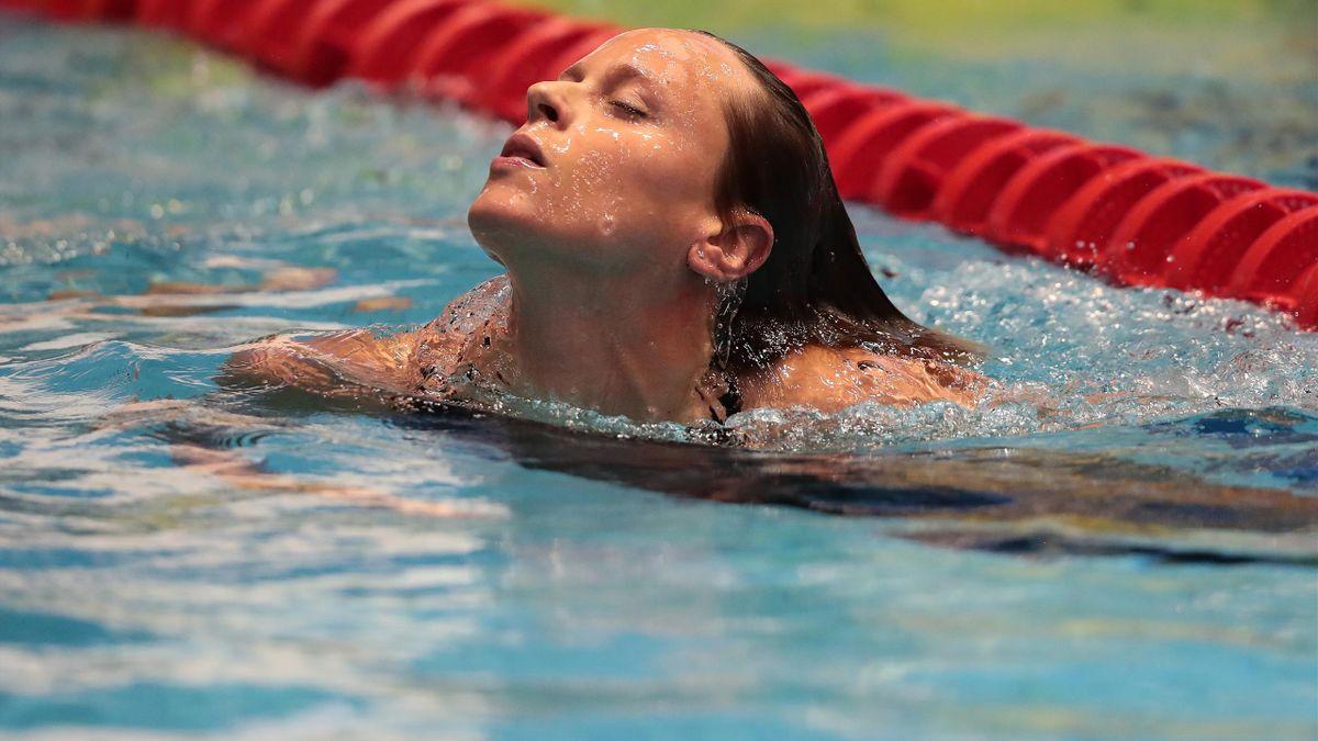 Federica Pellegrini, Nuoto, Getty Images