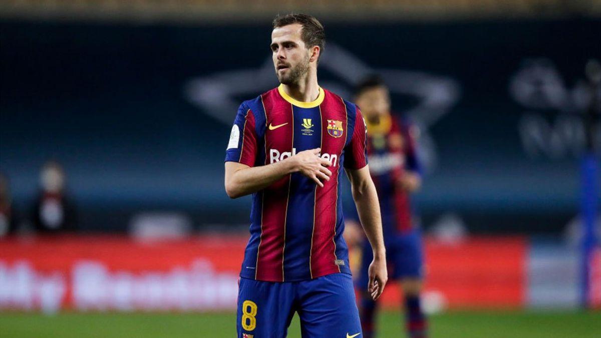 Miralem Pjanic, FC Barcelona