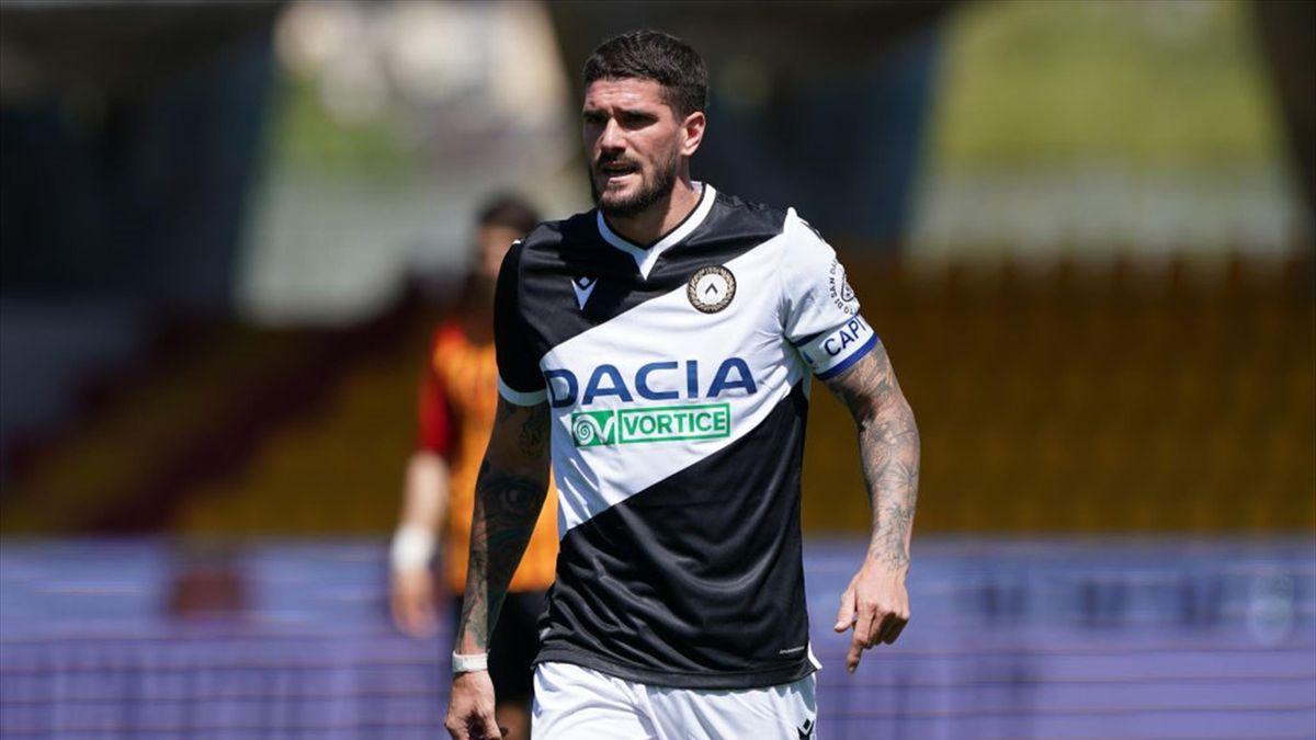 Rodrigo De Paul - Benevento-Udinese Serie A 2020-21