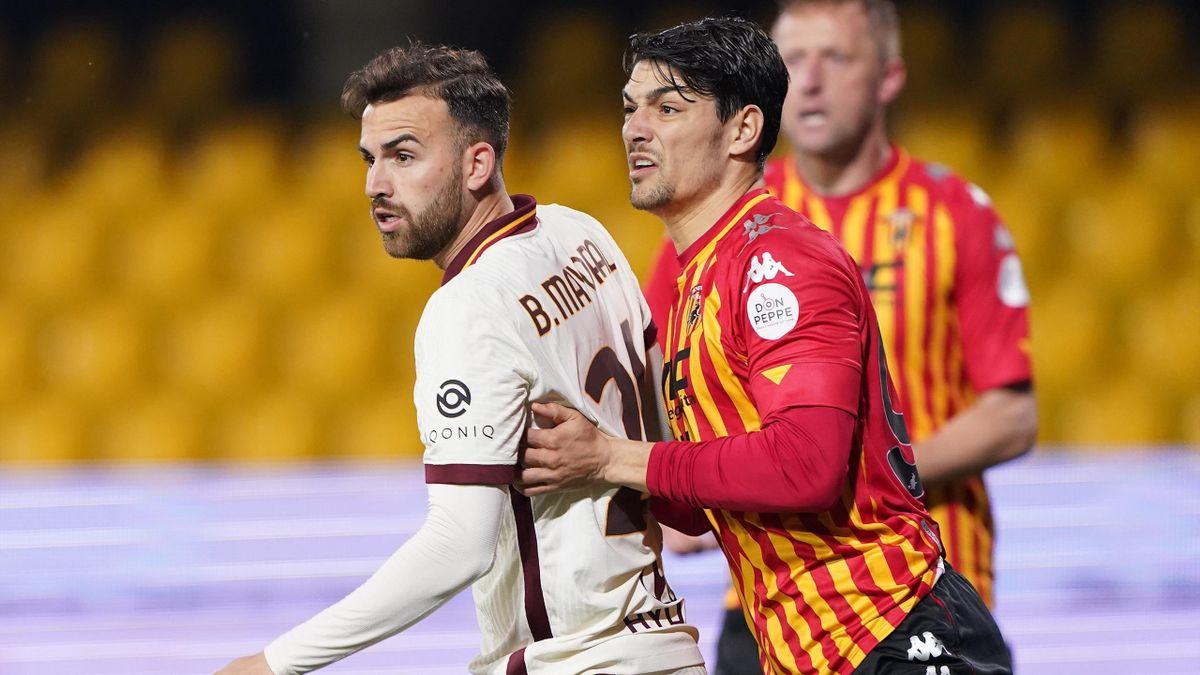 Benevento-Roma, Serie A - 23a giornata