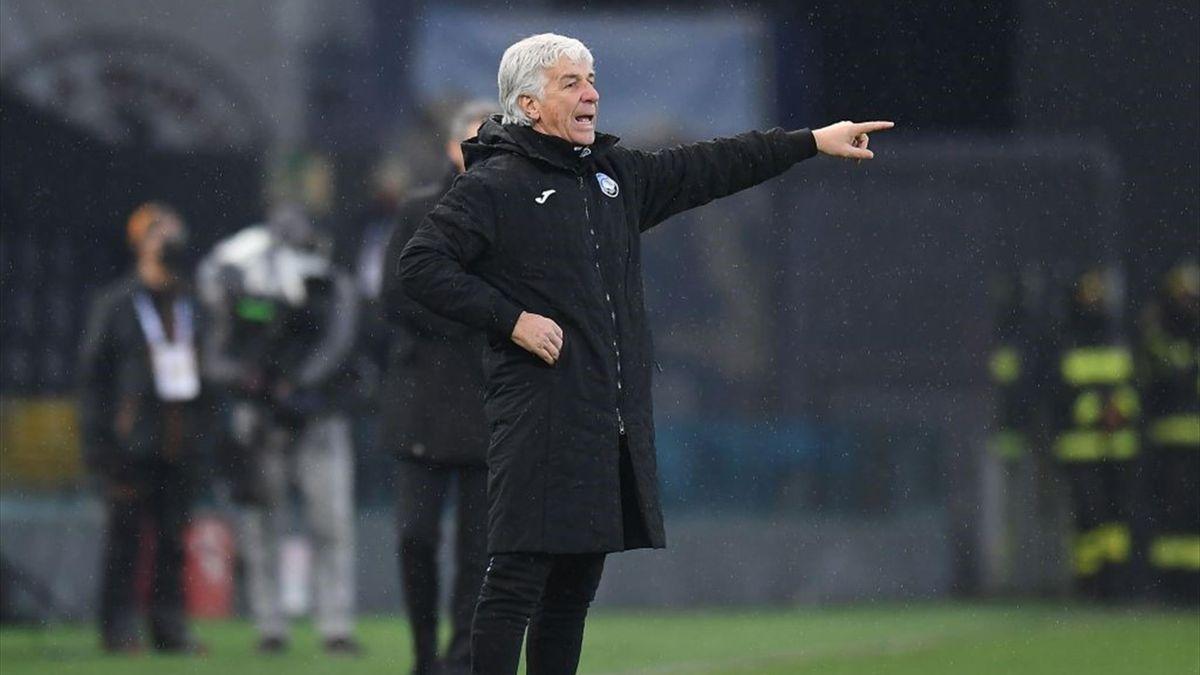 Gasperini - Udinese-Atalanta - Serie A 2020/2021 - Getty Images