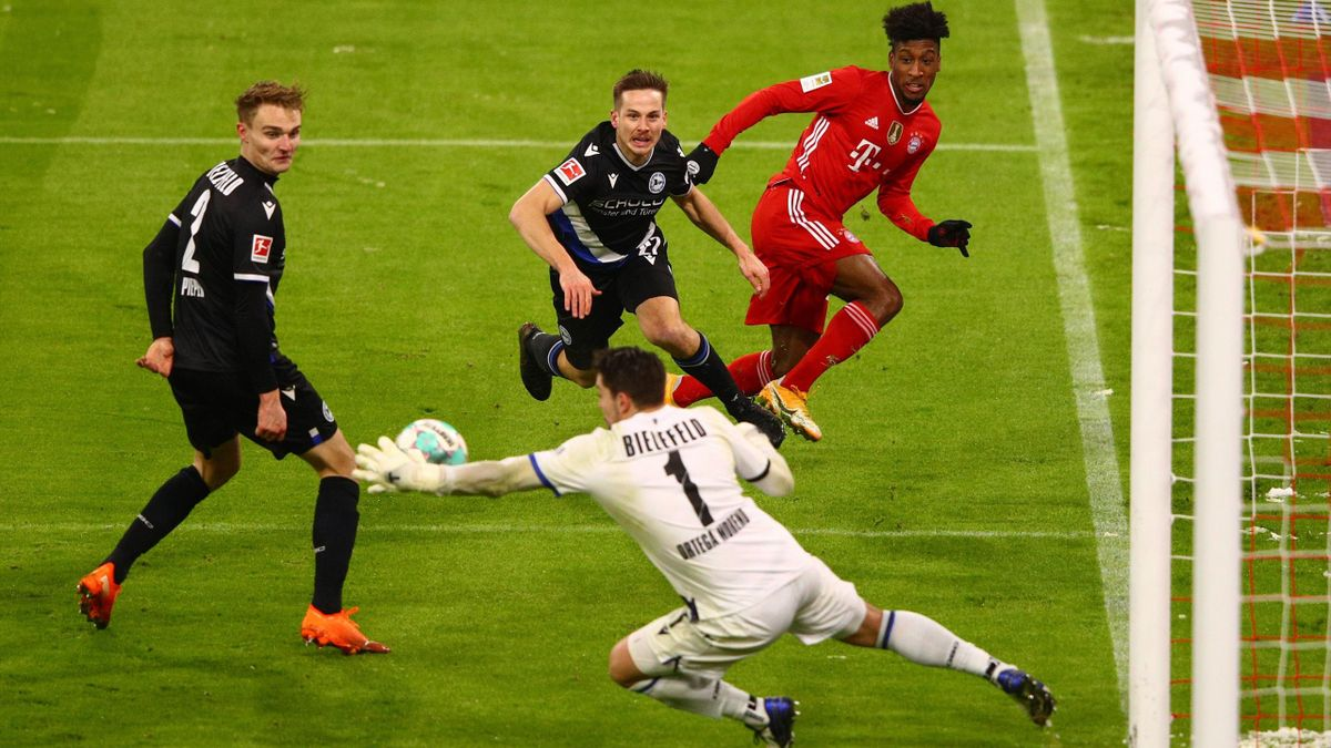FC Bayern München - Arminia Bielefeld