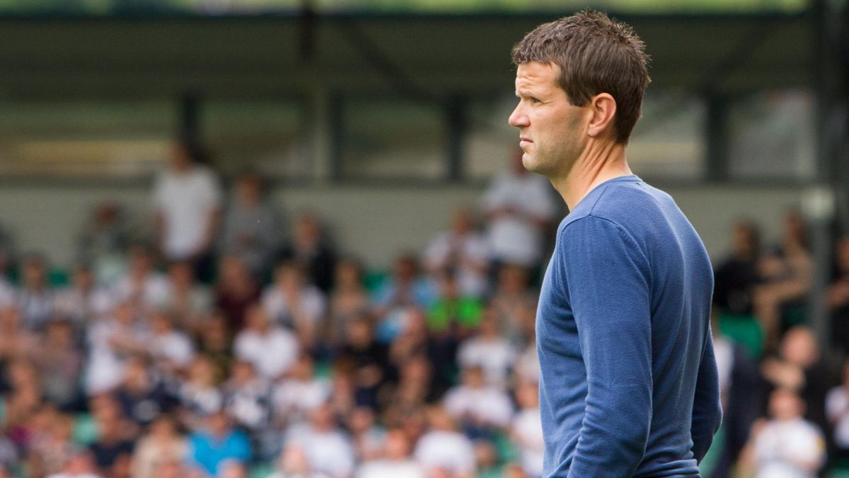 Eirik Bakke Sogndal-trener