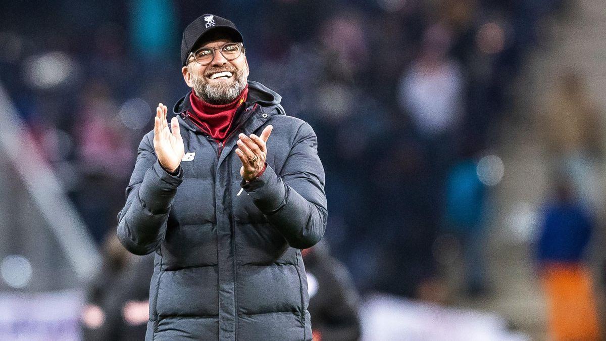 Meistermacher: Jürgen Klopp führt den FC Liverpool zum Titel
