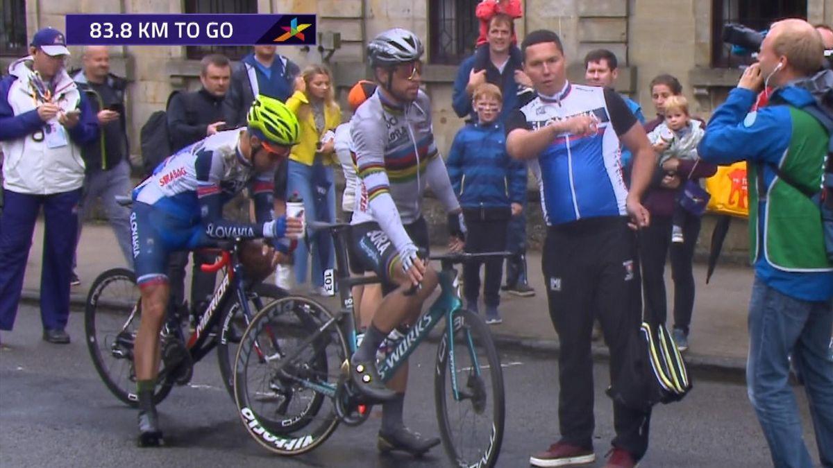 Cycling : Sagan announces he will go to La Vuelta