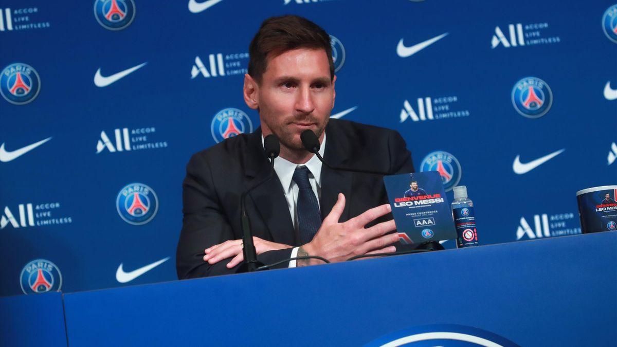 Leo Messi (PSG)