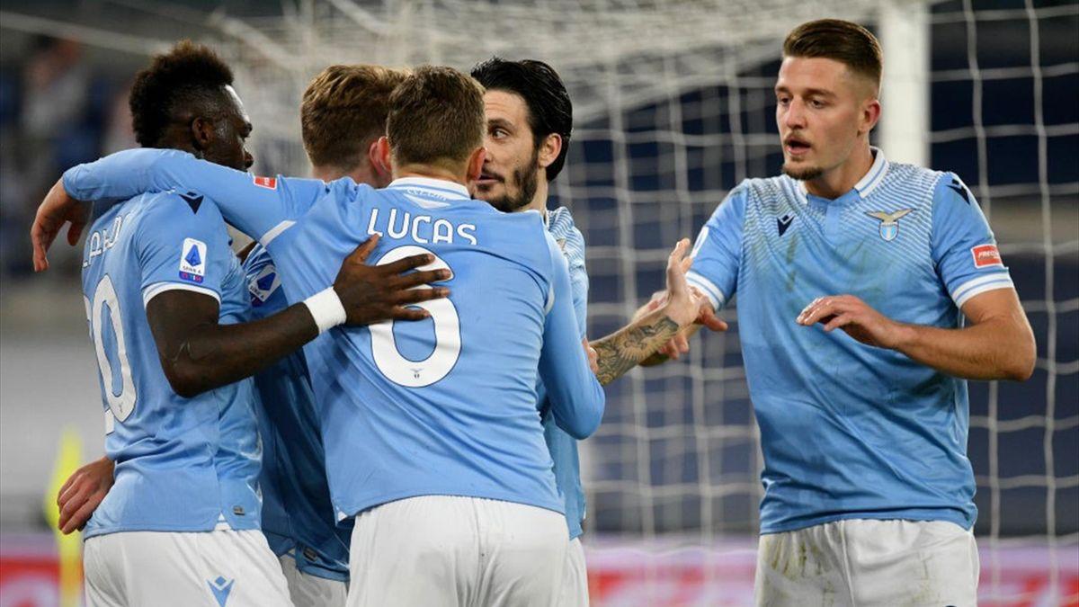 Lazio-Roma Serie A 2020-21