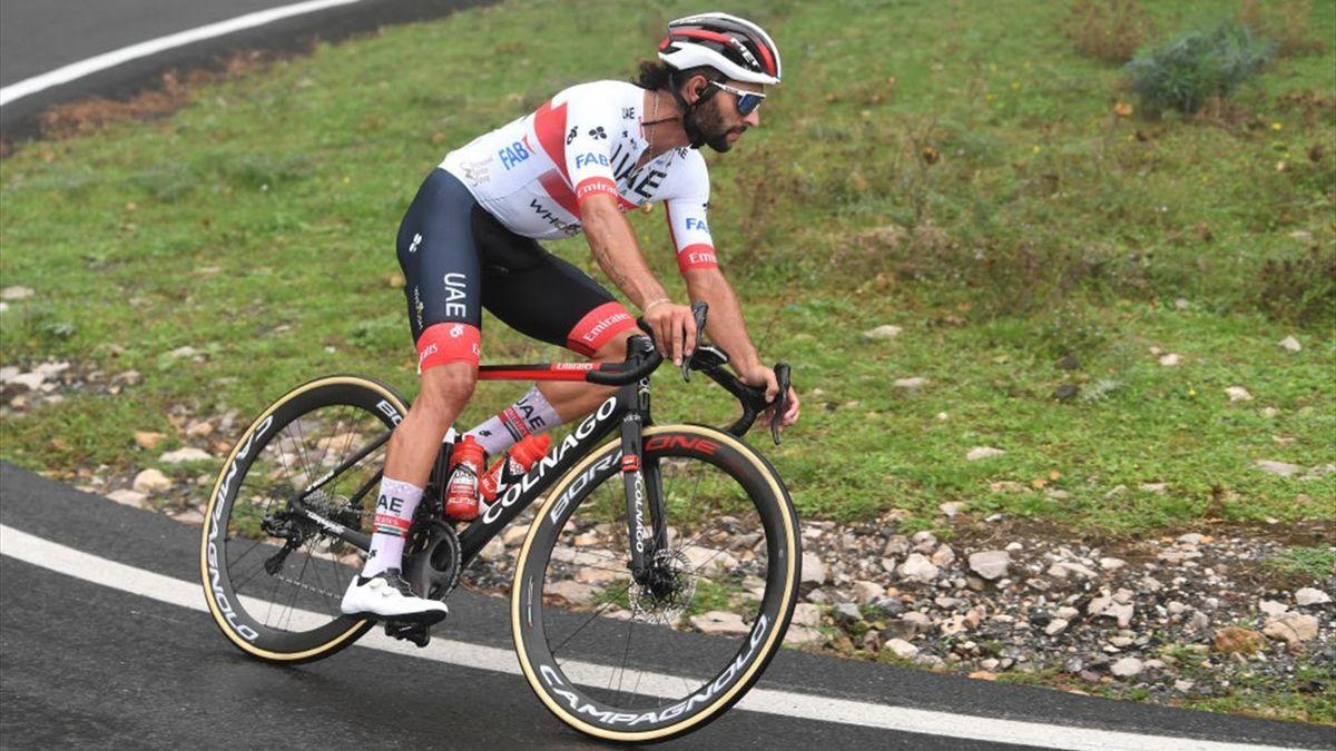 Fernando Gaviria (UAE Team Emirates) wurde bei Giro d'Italia positiv auf COVID-19 getestet und muss die Rundfahrt verlassen
