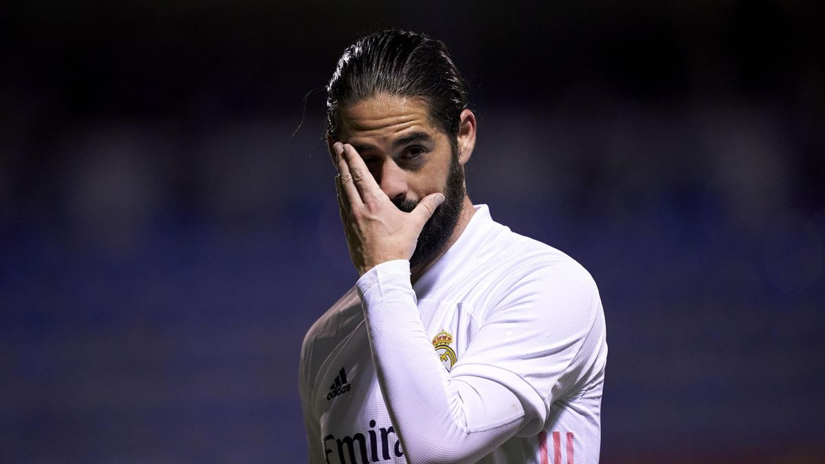 Isco s-a stins la Real Madrid și acum vrea să plece