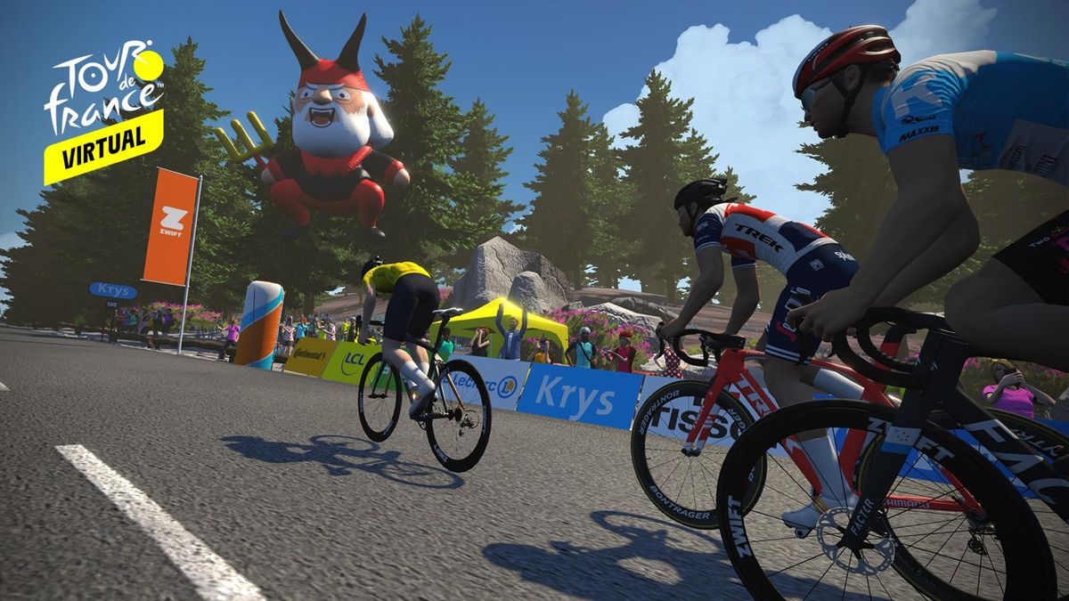 Virtual Tour de France 2020 by Zwift and ASO
