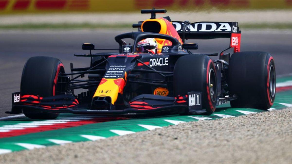 Max Verstappen (Red Bull) - GP of Emilia-Romagna 2021
