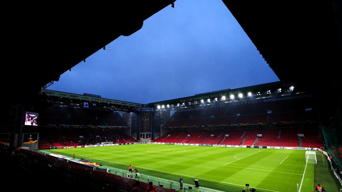 Parken Copenhagen - EURO 2020