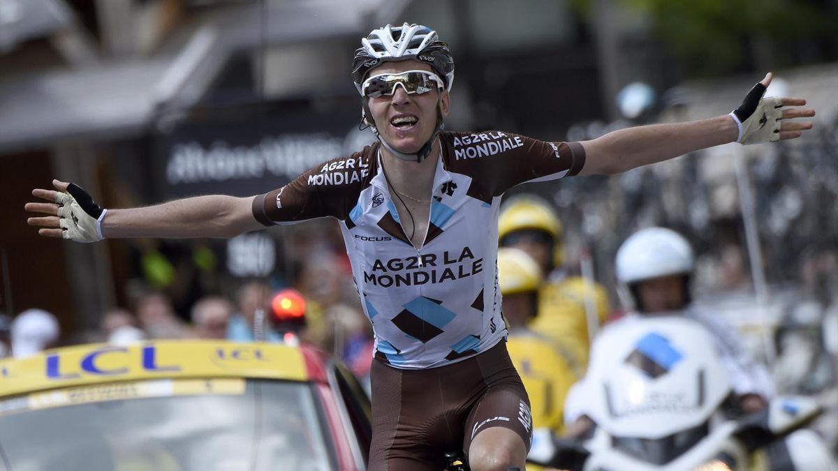 Romain Bardet (ag2r) Dauphiné 2015