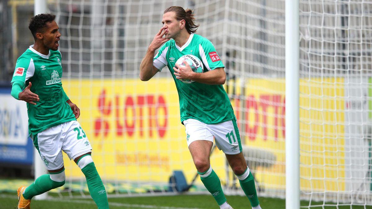 Niclas Füllkrug, SV Werder Bremen