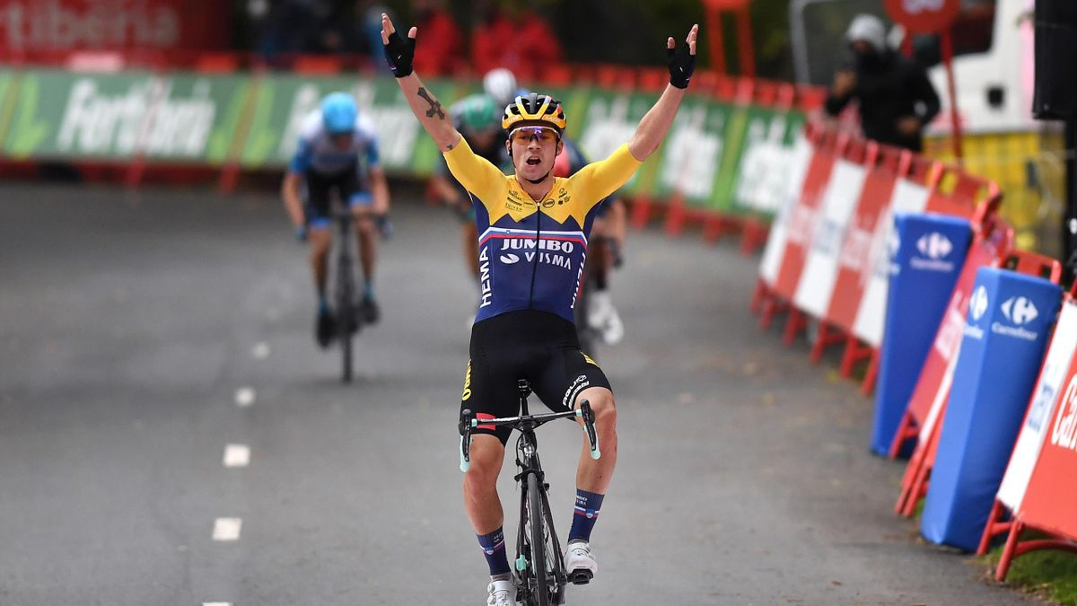 Primoz Roglic - Jumbo-Visma | Vuelta