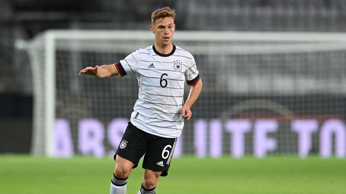 Joshua Kimmich im Länderspiel gegen Dänemark