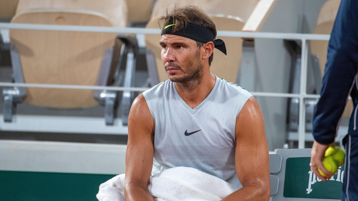 Rafael Nadal stapelt vor den French Open tief