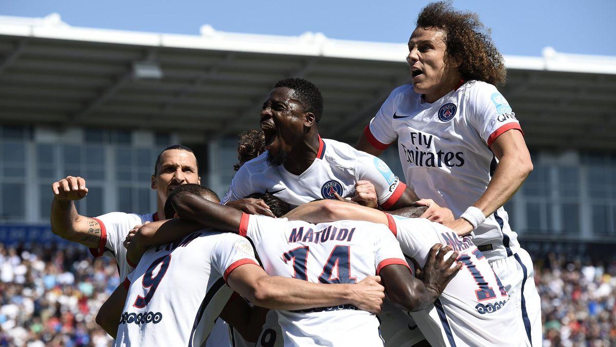 Paris St. Germain gewinnt auch den französischen Supercup