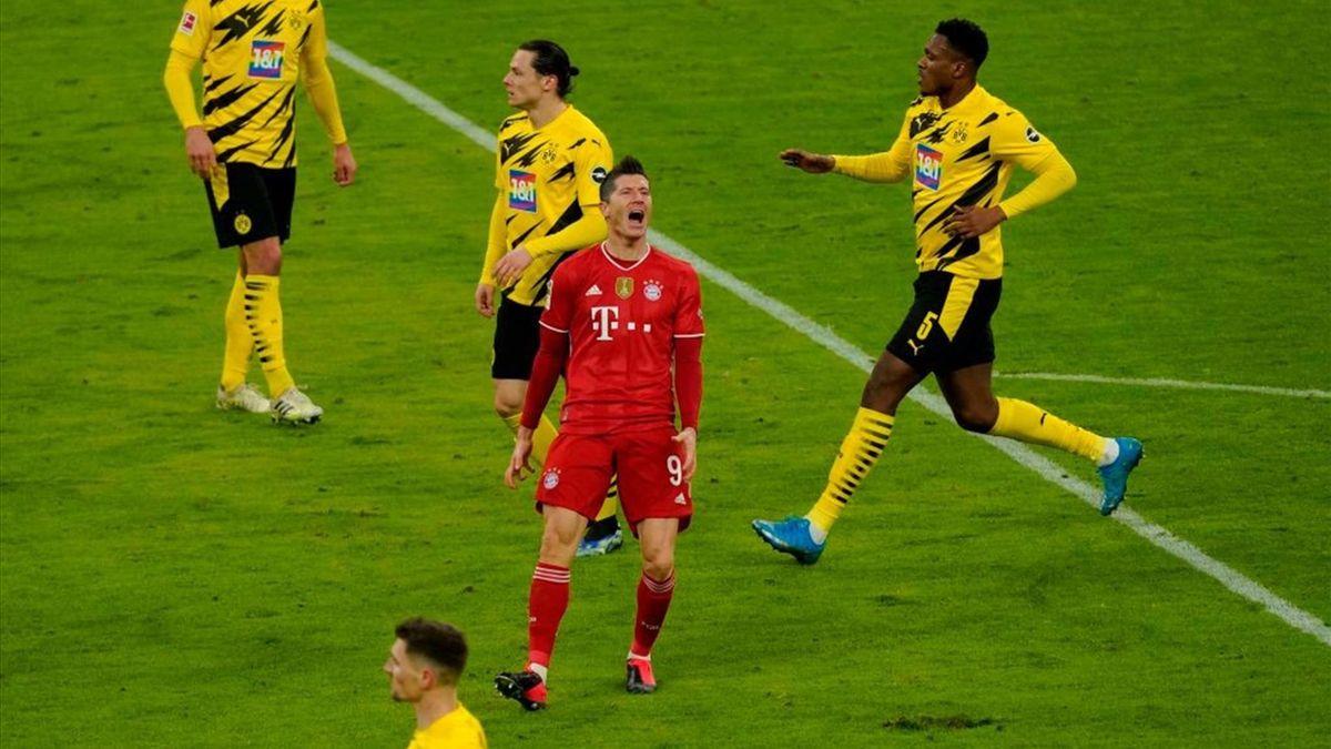 Lewandoewski, Bayern, Dortmund