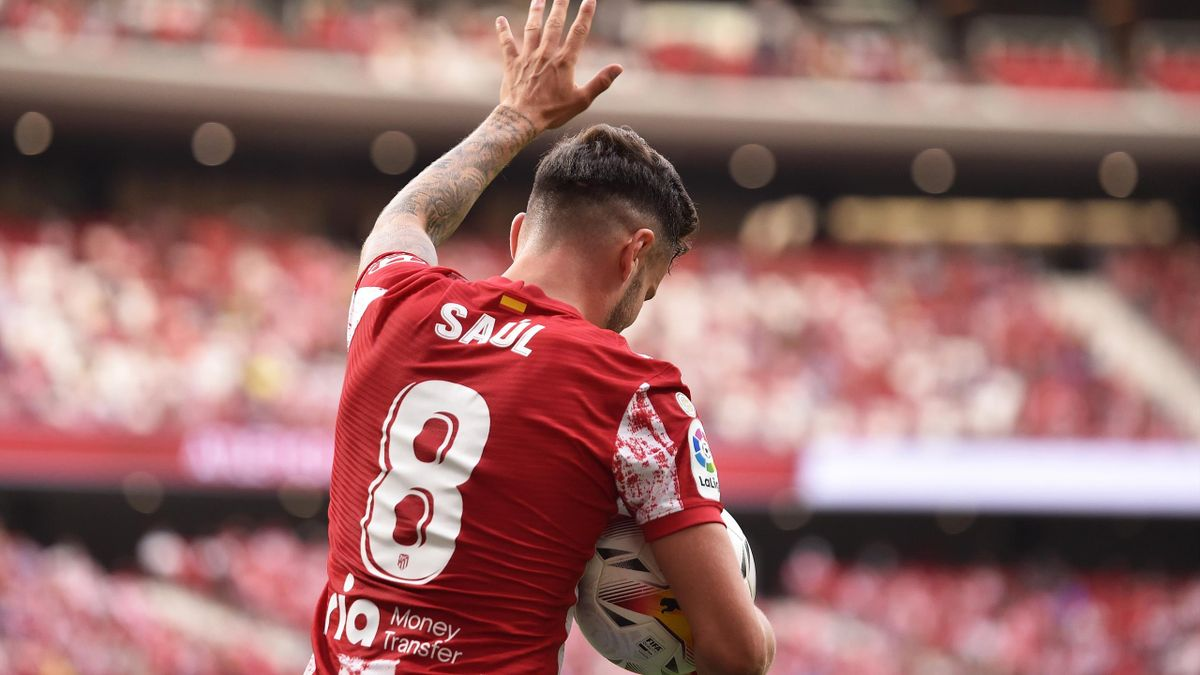Saúl Ñíguez (Atlético de Madrid)