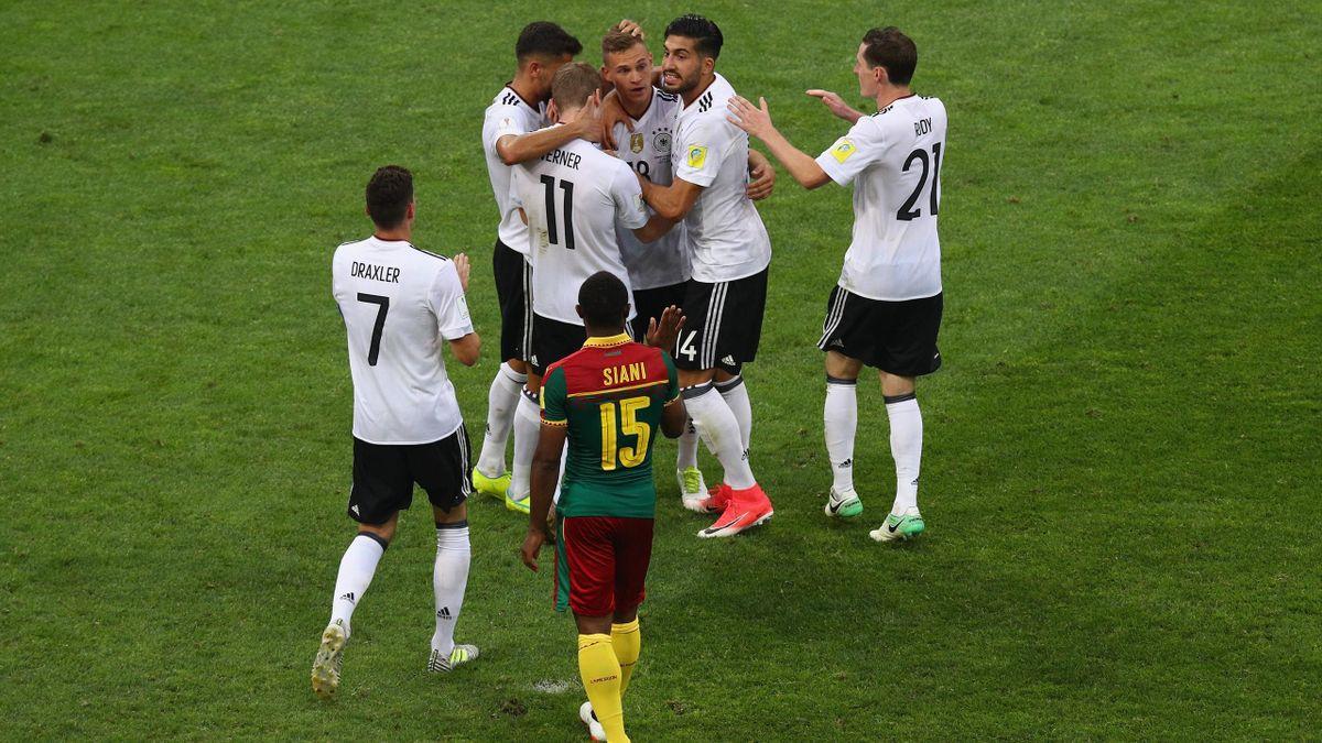 Deutschland gegen Kamerun