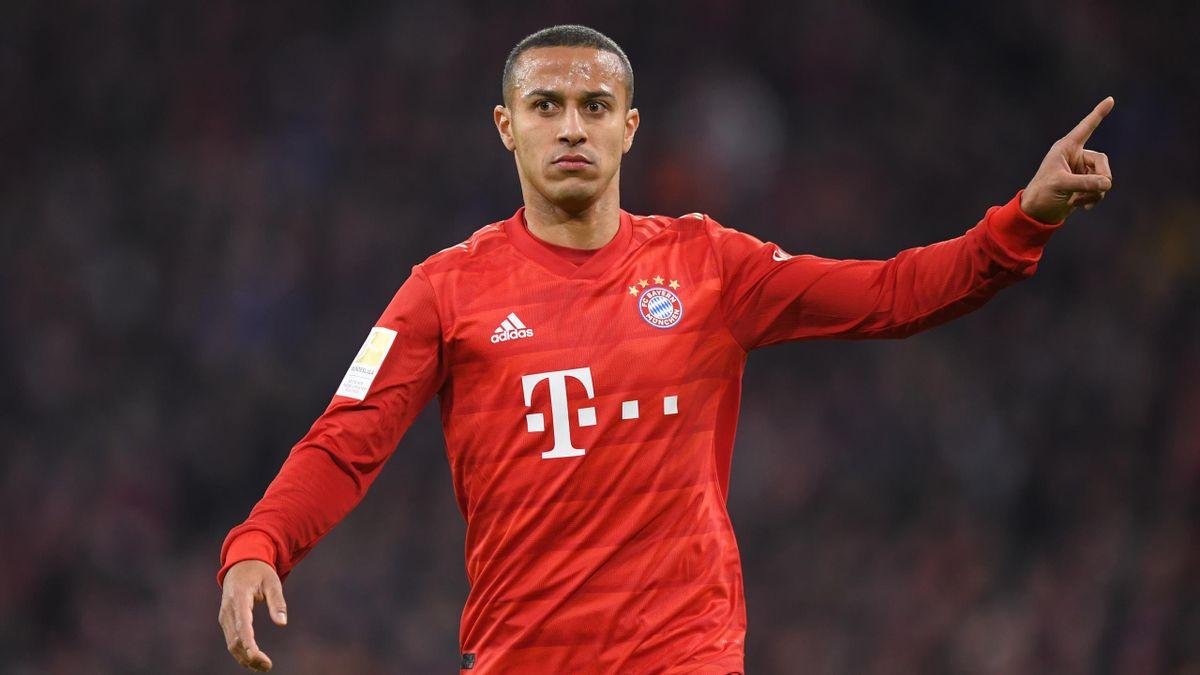 Thiago konnte dem Bayern-Spiel gegen Leipzig nicht seinen Stempel aufdrücken