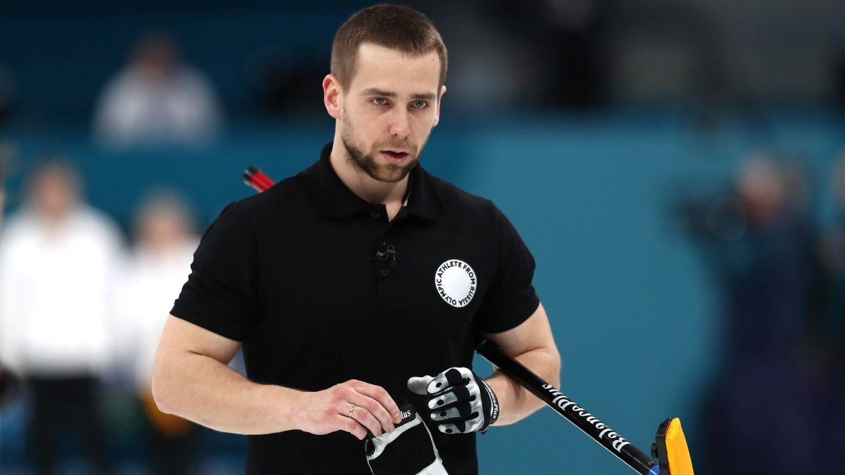 Alexander Krushelnitsky aux JO de Pyeongchang