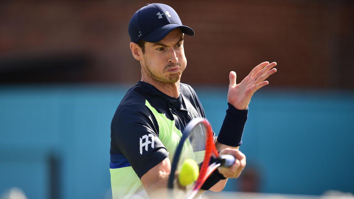 Murray erhält Wildcard für das Turnier in Eastbourne