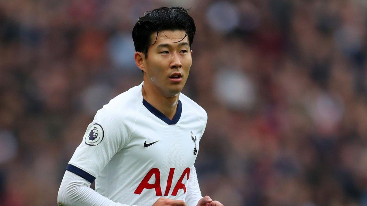 Tottenhams Heung-min Son