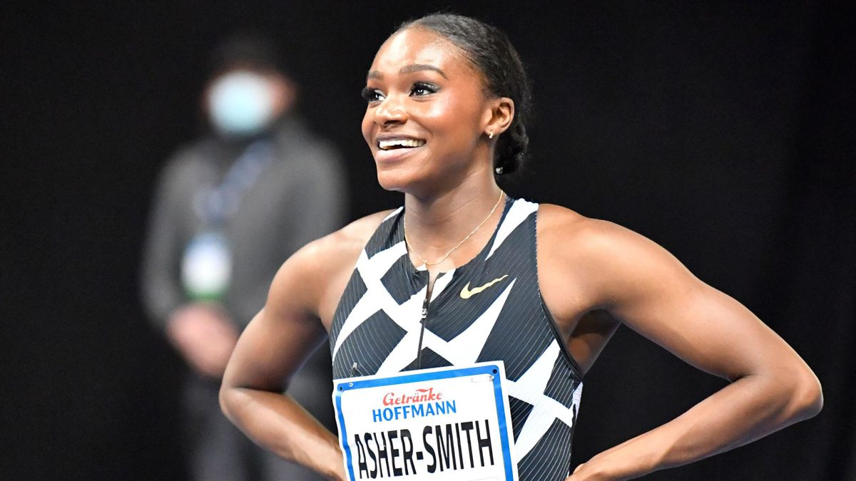 Asher-Smith leads Team GB's athletics hopes at Tokyo 2020