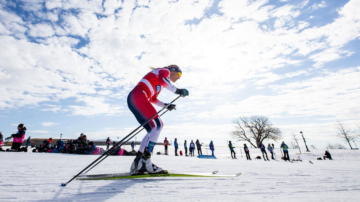Therese Johaug | Cross Country Skiing | ESP Player Feature