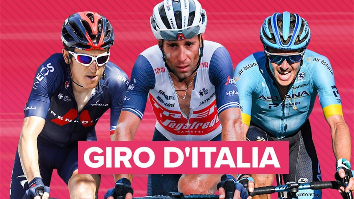 Giro 2020 - Stage 8 HIGHLIGHTS (ENG)