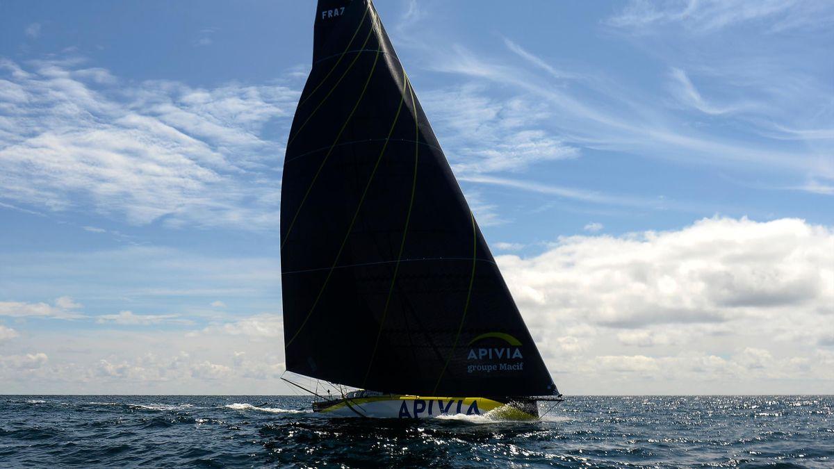 Charlie Dalin (Vendée Globe)