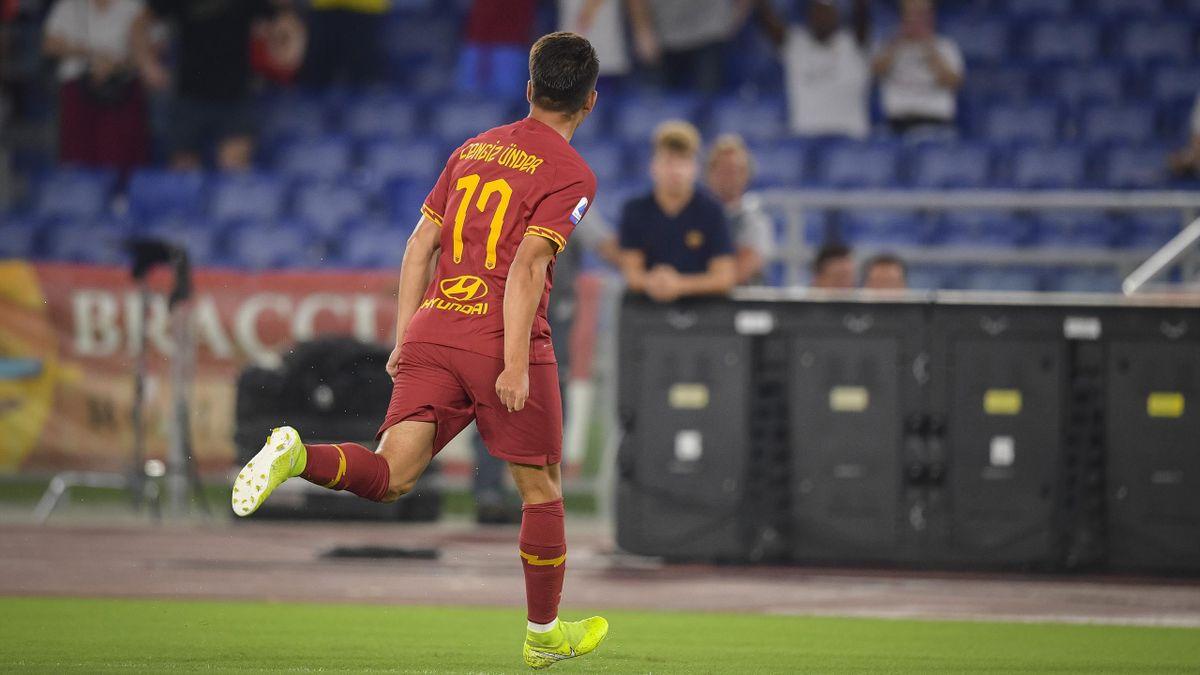 Cengiz Under - Roma-Genoa Serie A 2019-20