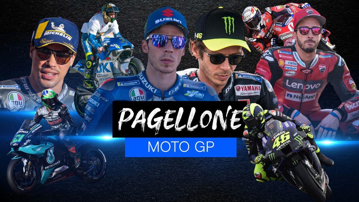 Pagellone MotoGP