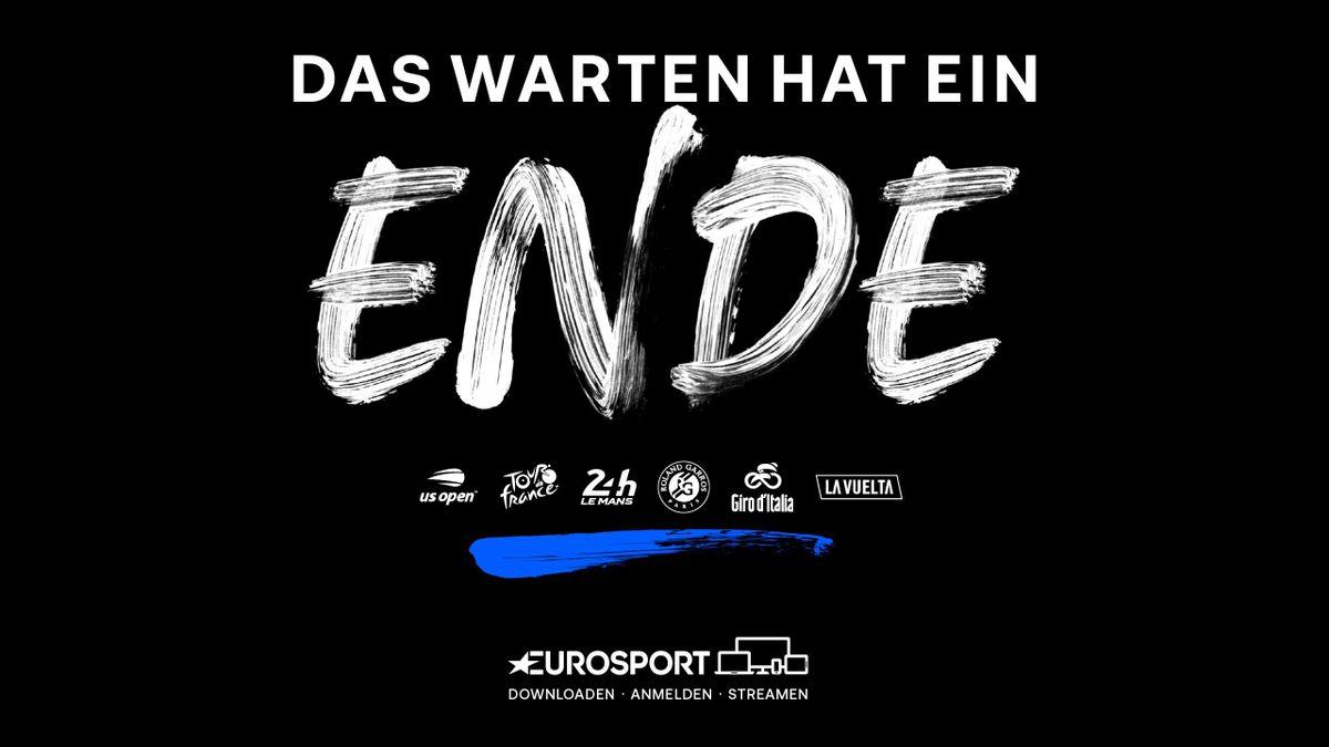 Sport-Highlights in Serie live bei Eurosport