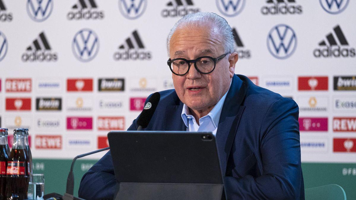 DFB-Präsident Fritz Keller stellt Amt zur Verfügung