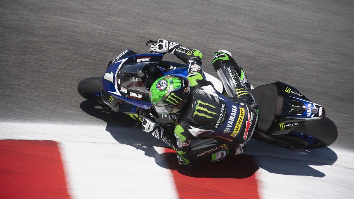 Cameron Beaubier (Yamaha) et l'AMA Superbike Championship 2020 à suivre en direct et en exclusivité sur Eurosport.