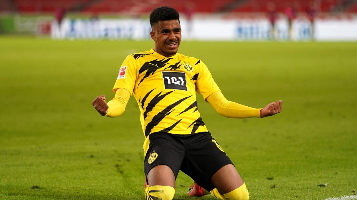 Ansgar Knauff - Borussia Dortmund