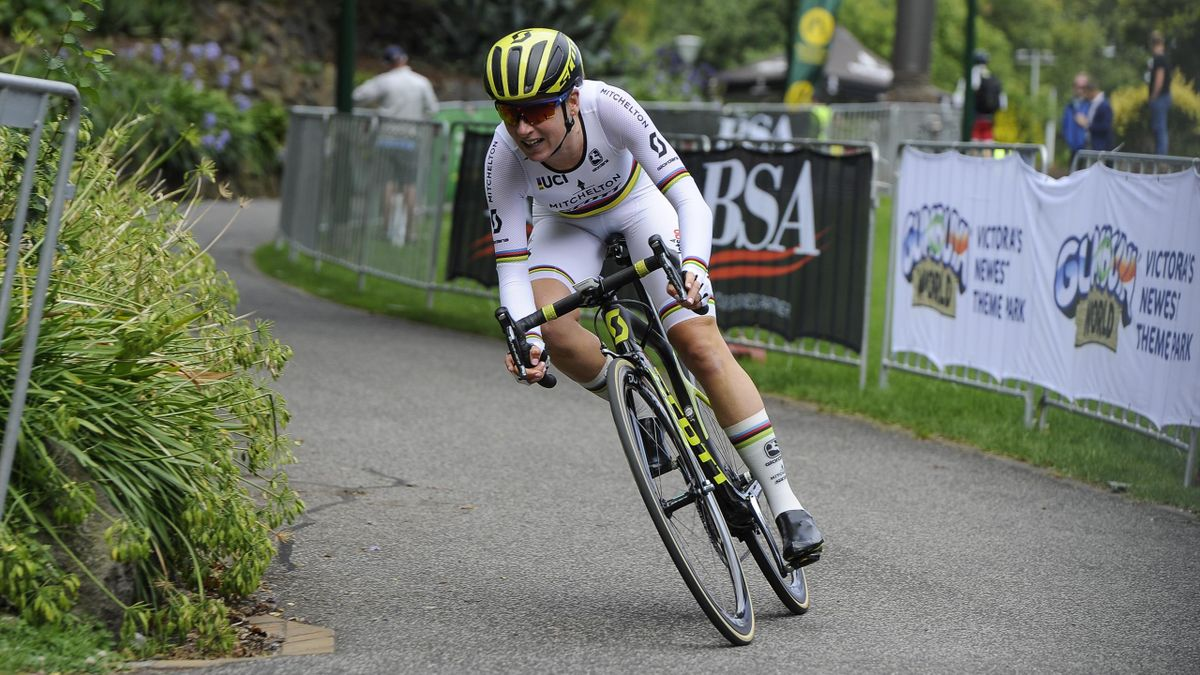 Annemiek van Vleuten says the inclusion of a time trial at the Women's Tour should make the race more attractive