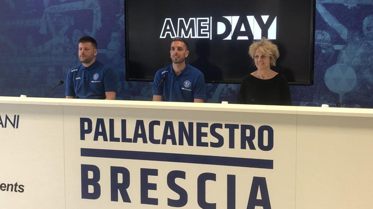 La presentazione di Amedeo Della Valle a Brescia, 2021