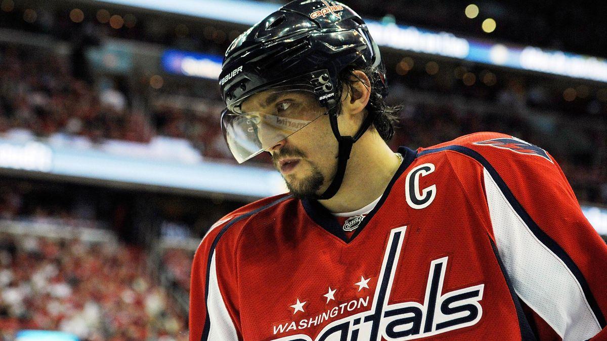 2013 NHL Washington Capitals Alex Ovechkin