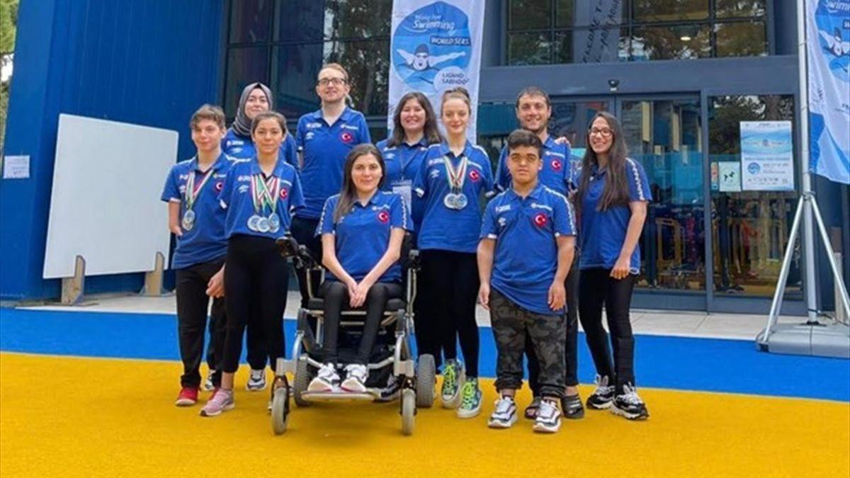 Paralimpik Yüzme Milli Takımı