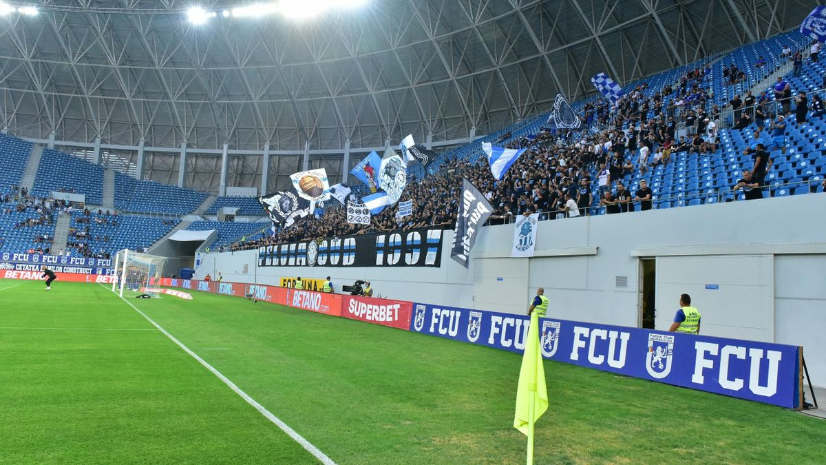 FCU Craiova - Dinamo