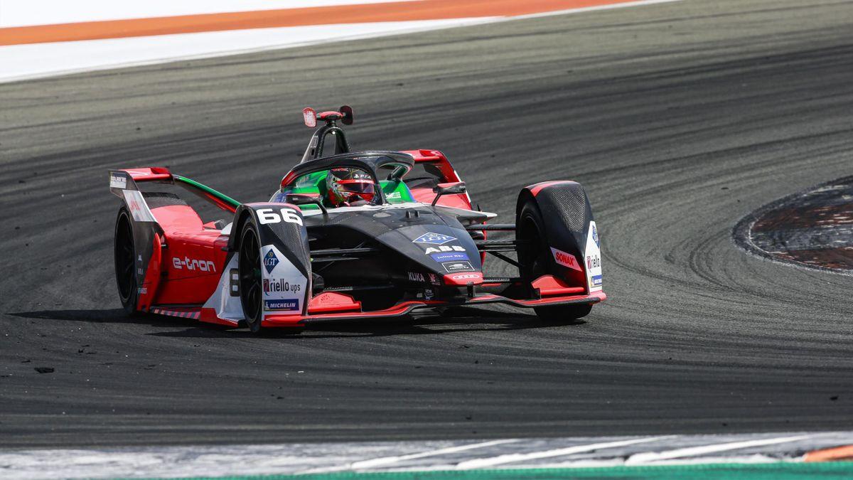 Daniel Abt - Formel E