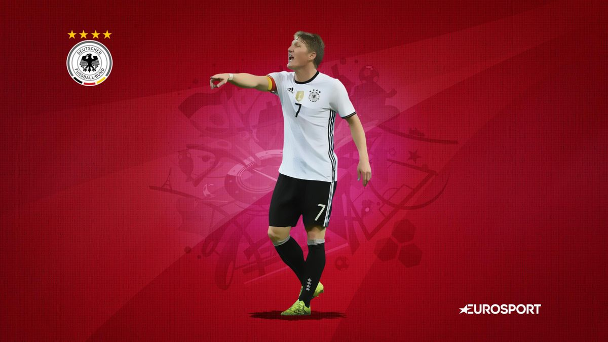 Germany Euro 2016 graphic